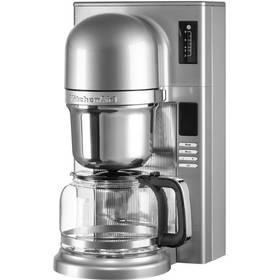 KitchenAid P2 5KCM0802ECU stříbrný + Doprava zdarma