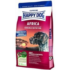 HAPPY DOG Afrika 12,5 kg Konzerva HAPPY DOG Rind Pur 400 g (zdarma) + Doprava zdarma