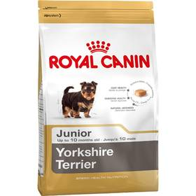 Royal Canin Yorkshire Junior 7,5 kg + Doprava zdarma