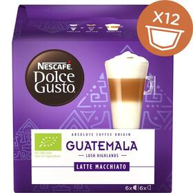 NESCAFÉ Dolce Gusto® Guatemala Latte Macchiato kávové kapsle 12 ks