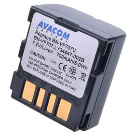 Avacom JVC BN-VF707, 707U Li-ion 7.2V 700mAh (VIJV-707-174)