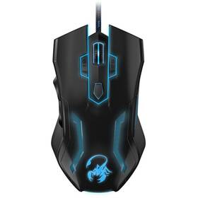 Genius GX Gaming Scorpion Spear Pro (31040003400) černá