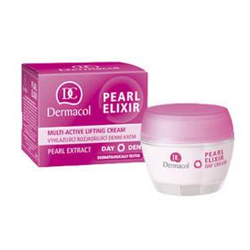 Vyhlazující rozjasňující denní krém (Pearl Elixir Multi-Active Lifting Cream SPF 10) 50 ml