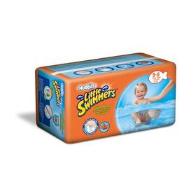 Huggies Little Swimmers vel. 5-6/12-18 kg 11ks