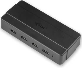 i-tec USB 3.0 / 4x USB 3.0 (U3HUB445) černý