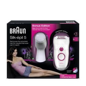 Braun Silk-épil 5 329 bílý