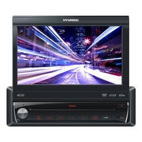 Autorádio s DVD Hyundai CRMD 7759 B čierne