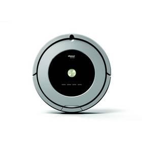 Vysávač robotický iRobot Roomba 886 strieborný