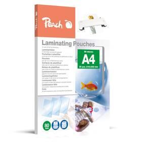 Peach A4 (216x303mm), 80mic, 25 ks (PPR080-02)