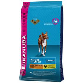 Eukanuba Mature & Senior Small & Medium 15 kg