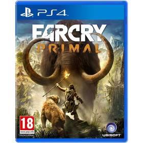 Ubisoft PlayStation 4 Far Cry Primal _Předobjednávka_23.2. 2016 (3307215941782)