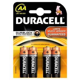 Duracell Basic AA 1500 K4 Duralock