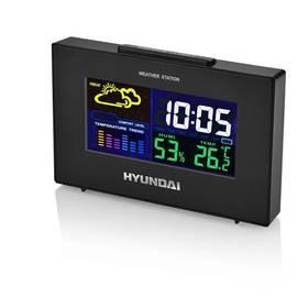 Meteorologická stanica Hyundai WS2020 čierna