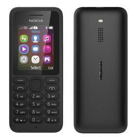 Nokia 130 Dual Sim (A00021157) černý