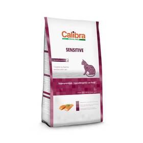 Calibra Cat Grain Free Sensitive Salmon 7kg + Antiparazitní obojek za zvýhodněnou cenu + Doprava zdarma
