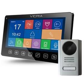 VERIA set videotelefonu VERIA 7076C + VERIA 229 (S-7076C-229) černý
