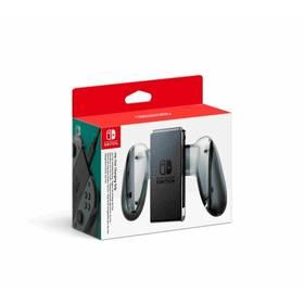 Nintendo Joy-Con Charging Grip (NSP050) šedý + Doprava zdarma