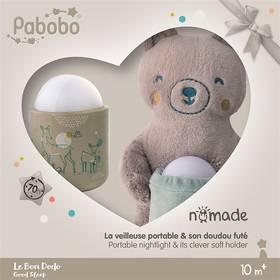 Pabobo Nomade - GIFT BOX + Doprava zdarma