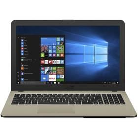 Notebook Asus X540UB-DM195T (X540UB-DM195T) čierny/zlatý