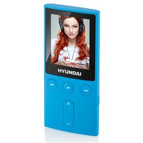 Hyundai MPC 501 GB4 FM BL modrý + Doprava zdarma