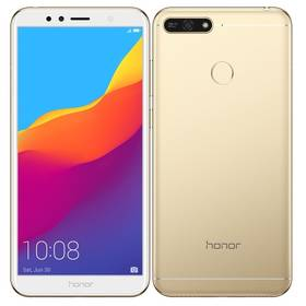 Honor 7A 32 GB Dual SIM (51092RBN) zlatý + Doprava zdarma