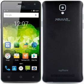 Mobilní telefon myPhone PRIME PLUS (TELMYAPRIMEPBK) černý