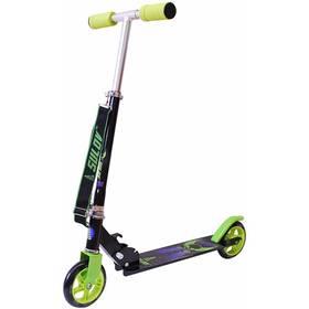 Sulov RELIGIO chlapecká černá + Reflexní sada 2 SportTeam (pásek, přívěsek, samolepky) - zelené v hodnotě 58 Kč