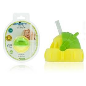 Pacific Baby Straw Top žluté/zelené