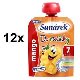 Sunárek Do ručičky mango, 90g x 12ks