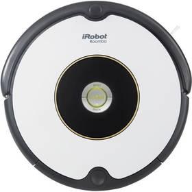 Robotický vysavač iRobot Roomba 605 černý/bílý
