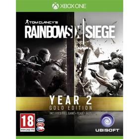 Ubisoft Xbox One Tom Clancy's Rainbow Six: Siege Gold Season 2 (USX307283)