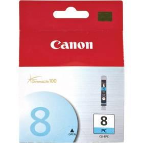Canon CLI-8PC, 850 stran - originální (0624B001) modrá