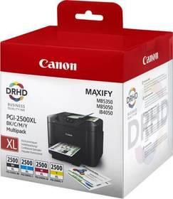 Canon PGI-2500XL, 2500/1295 stran, BK/C/M/Y (9254B004)