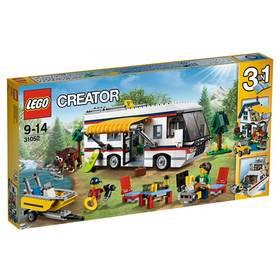Lego® Creator 31052 Prázdninový karavan + Doprava zdarma
