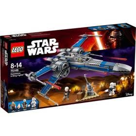 Lego® Star Wars TM 75149 Resistance X-wing Fighter™ - Stíhačka X-wing Odporu + Stavebnice Lego® Minifigurky 71012 Confidential v hodnotě 79 Kč jako dárek + Doprava zdarma