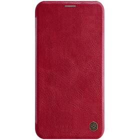 Nillkin Qin Book pro Apple iPhone 11 Pro Max červené