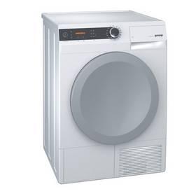Sušička prádla Gorenje D 8664 N biela