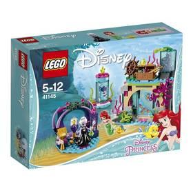 LEGO® DISNEY PRINCESS 41145 Ariel a magické zaklínadlo + Doprava zdarma