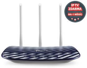 TP-Link Archer C20 V4 + IP TV na 1 měsíc ZDARMA (Archer C20) modrý