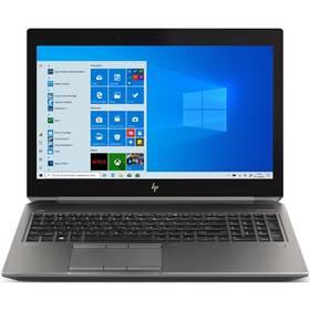 HP Zbook 15 G6 (6TQ96EA#BCM) sivý