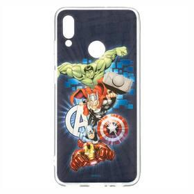 Marvel Avengers pro Huawei P Smart 2019/ Honor 10 Lite (MPCAVEN104) modrý
