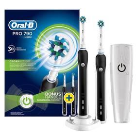 Oral-B Pro790 CrossAction černý/bílý (vrácené zboží 5800095226)