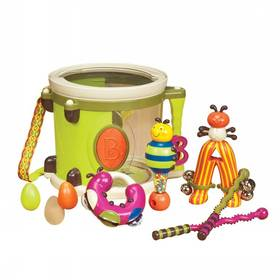 B-toys bubínek Parum Pum Pum + Doprava zdarma