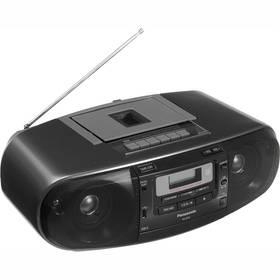Panasonic RX-D55AEG-K čierny