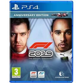 Codemasters PlayStation 4 F1 2019 Anniversary Edition (4020628747008)