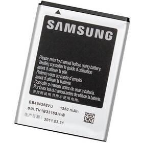 Baterie Samsung pro Galaxy Ace, Li-Ion 1350 mAh (EB494358VU) (EB494358VUCSTD)