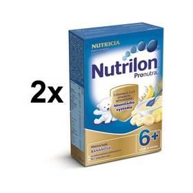 Nutrilon Pronutra banánová 6M, 225g x 2ks