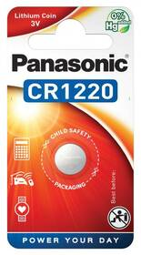 Panasonic CR1220, blistr 1ks