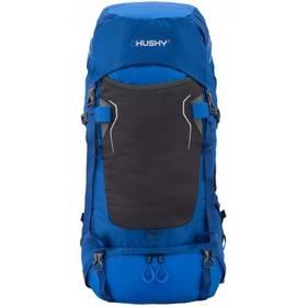 Husky Rony 50L modrý + Taška přes rameno Coleman ZOOM - (1L, černá), 12 x 15 x 8,5 cm, 160 g, vhodná na doklady, mobil, klíče v hodnotě 259 Kč + Doprava zdarma