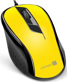 Connect IT CMO-1200 (CMO-1200-YL) žlutá (vrácené zboží 8800282073)